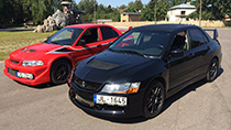 Mitsubishi Lancer Evolution IX for sale