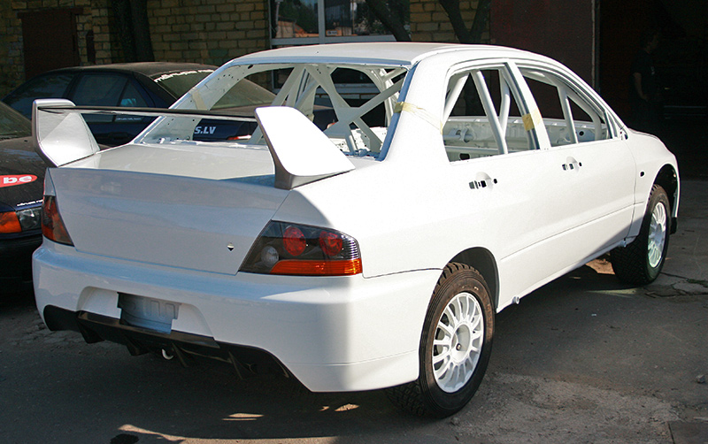 mitsubishi lancer evolution ix rs for sale. Black Bedroom Furniture Sets. Home Design Ideas